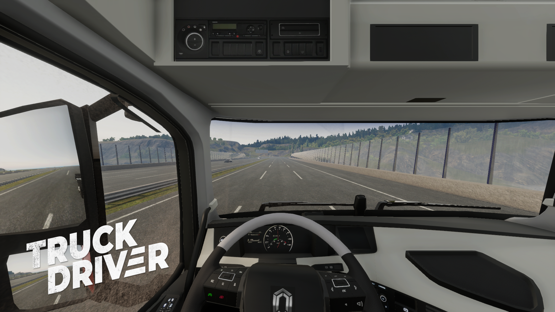 Truck Driver on Xbox One