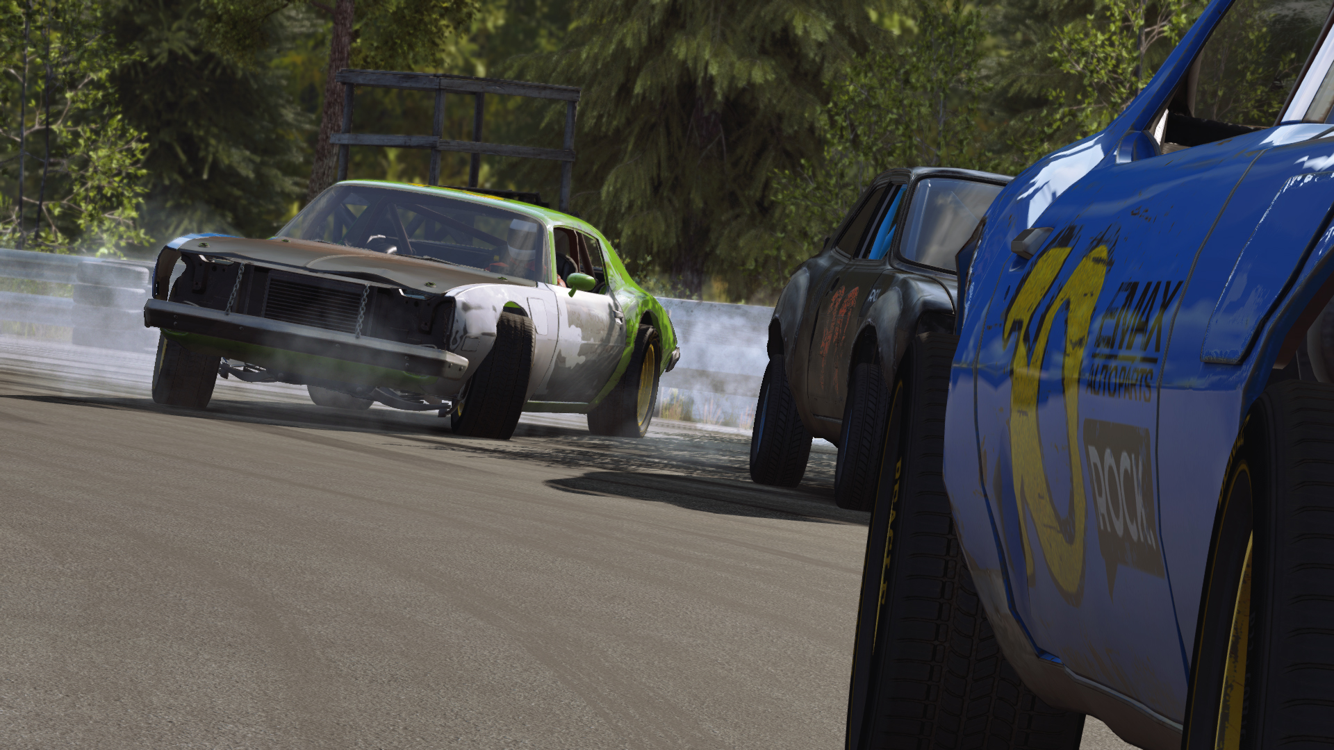Image from Wreckfest for PC