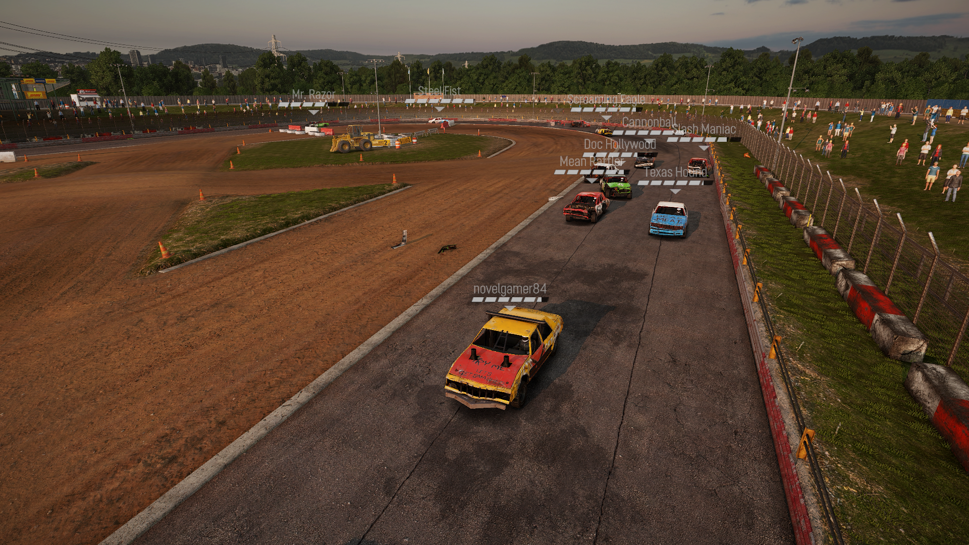 Kingston Raceway - Wreckfest on Xbox One