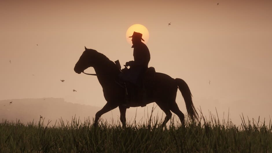Red Dead Redemption II screenshot from Rockstar Games