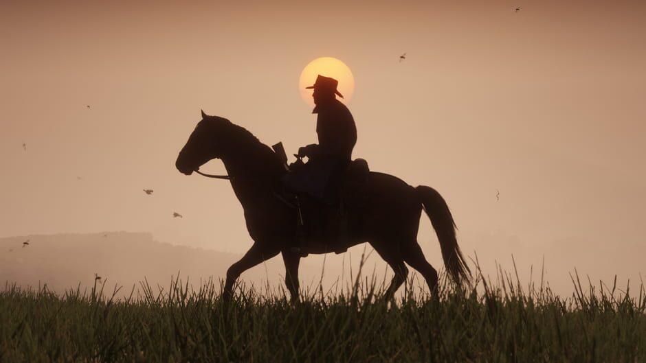 Red Dead Redemption II screenshot from Rockstar Games