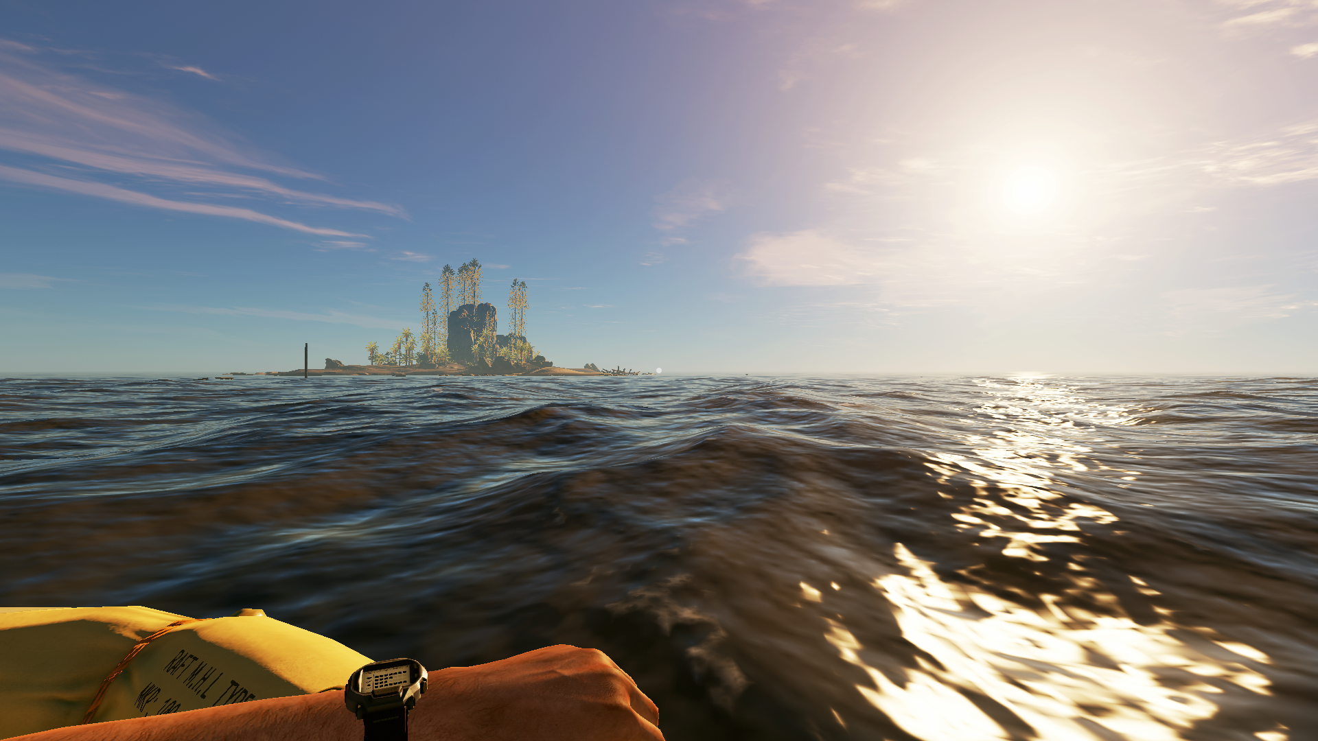 Stranded Deep on Xbox One